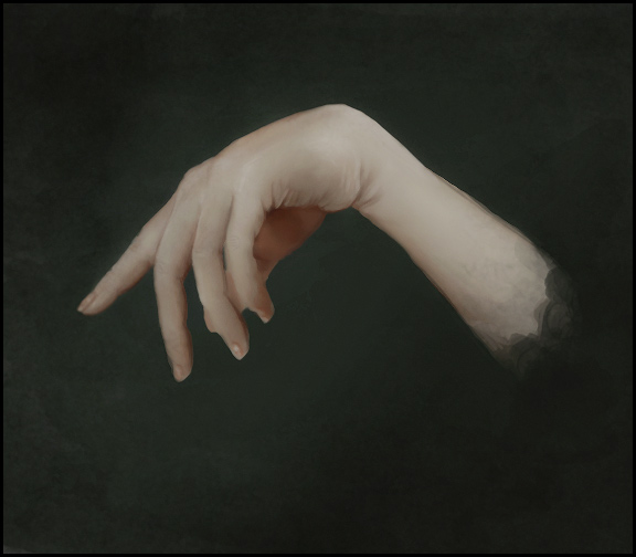 Hand study.